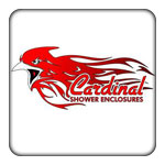 Cardinal Shower Enclosures logo